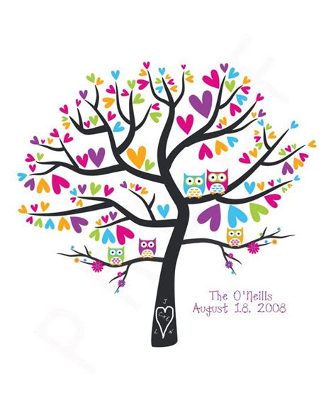 Family Tree Clip Family Tree With Hearts Clipart Bbcpersian7 Collections