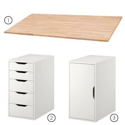 bureau armoire ikea 25 best ideas about ikea desk on desks ikea
