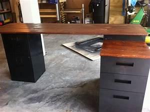 Doppel Schreibtisch Ikea : die besten 25 diy l shaped desk ideen auf pinterest l foermiger schreibtisch diy moderner l ~ Markanthonyermac.com Haus und Dekorationen