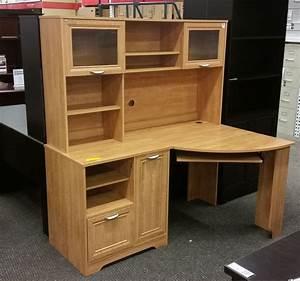 Click Picture Enlarge Excellent Magellan L Shaped Desk