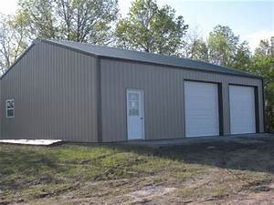30x40 pole barn cost joy studio design gallery best design With 30x40 metal building kit