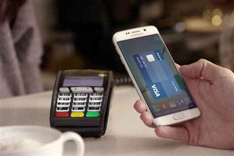 mobile payment pos samsung pay with evp injong rhee payments