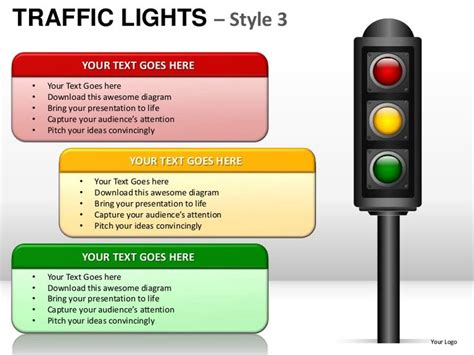 image result  traffic light report template