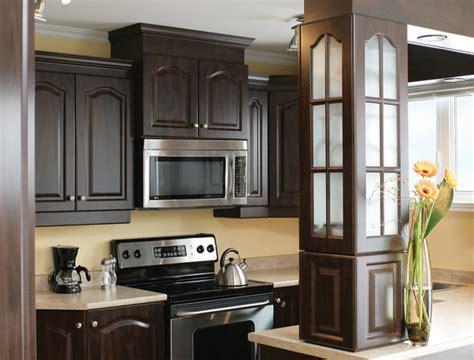 mat駻iaux armoire de cuisine classique cuisitec