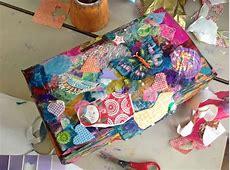 Pandora's Box Project! Eleanor Palmer Primary School