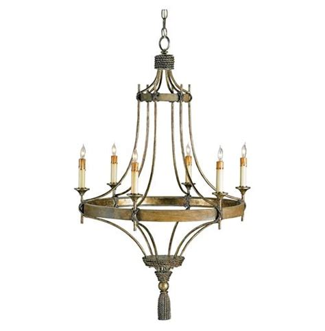 kitchen worktop lighting rustic bronze wrought iron 6 light chandelier kathy kuo home 3522