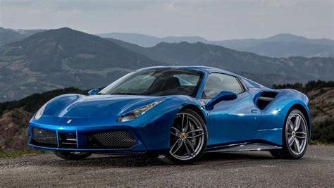 Review 488 Spider by 488 Spider 2016 Review Road Test Carsguide