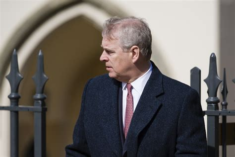 Prince Andrew Makes Rare Royal Intervention In British ...