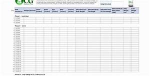 Biggest Loser Excel Spreadsheet Printable Spreadshee