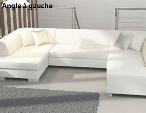 Canapé D Angle Convertible Blanc : javascript est d sactiv dans votre navigateur ~ Melissatoandfro.com Idées de Décoration
