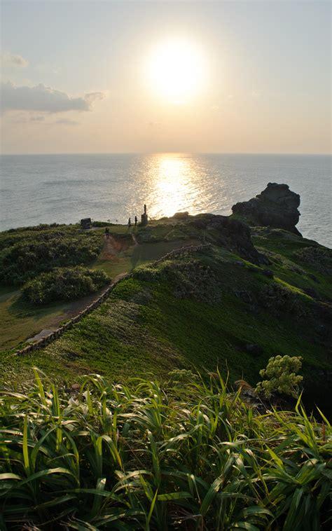 Jeffrey Friedls Blog Ishigaki Sunset From The Oganzaki