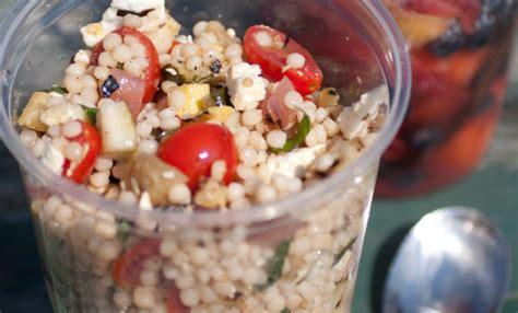 Mediterranean Couscous Salad Recipe