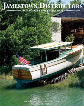 Jamestown Boat Supplies by Request A Catalog
