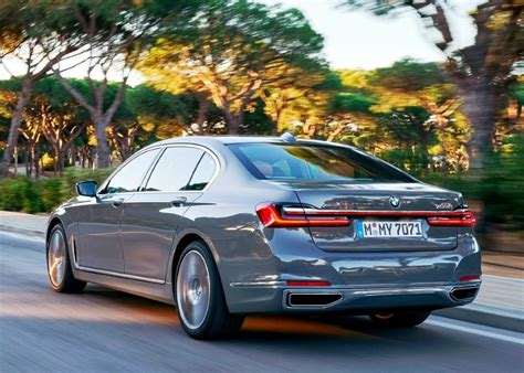 2020 Bmw 7-series Review