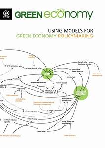 Using Models For Green Economy Policymaking