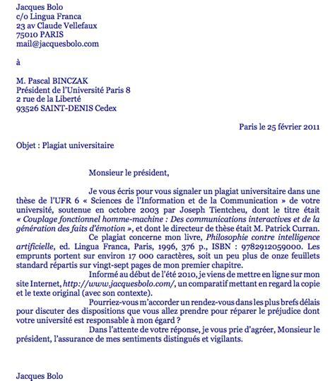 exemple lettre de recommandation directeur de these - Demande De Protection Fonctionnelle Modèle De Lettre