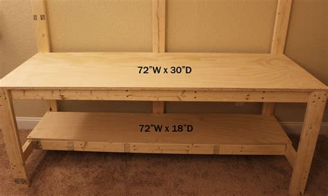 build  makerspace workbench     step