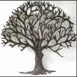 Wall Art Ideas Design : Sculpture Pinterest Metal Tree ...