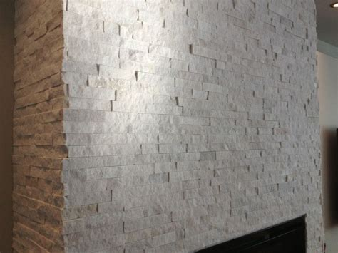 white stacked 1000 images about polar white real stacked stone dimplex fireplace on pinterest electric