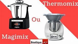 Magimix Cook Expert Ou Thermomix : magimix cook expert vs thermomix youtube ~ Melissatoandfro.com Idées de Décoration