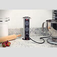 Popup Kitchen Power Grommet  Hiconsumption