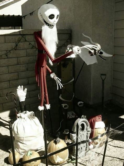 sandy claws nightmare  christmas  projects