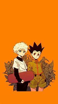 Killua Zoldyck and Gon Freecss Wallpaper   Hunter anime ...