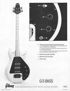 The Gibson G3 Control Summary  1978   U0026gt  U0026gt  Flyguitars