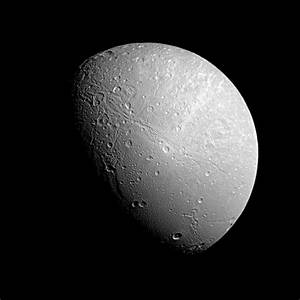 Saturn's Moon Dione May Have Been Active Like Enceladus