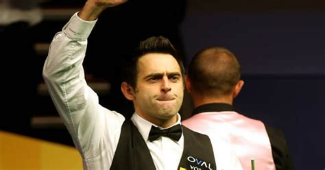 Snooker: Satisfaction for Ronnie O'Sullivan, as pal Ronnie ...