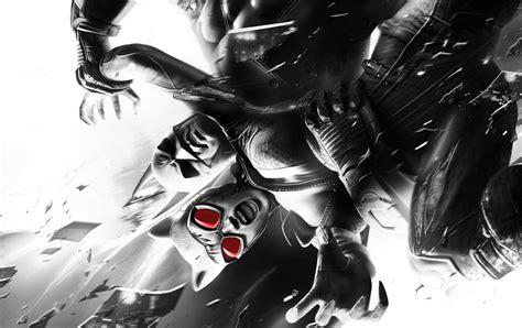 Image Batman Catwoman Arkham City Wallpaper 2