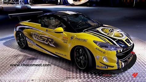 Peugeot Supercar by Peugeot 308 Rcz Supercar Www Chocomeet Rcz Peugeot