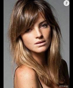 Coupe Cheveux Avec Frange : tendance coiffure automne hiver 2019 ~ Nature-et-papiers.com Idées de Décoration