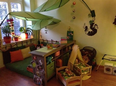 Who Let The Monkeys Out?  Super Cozy Jungle Themed Kids