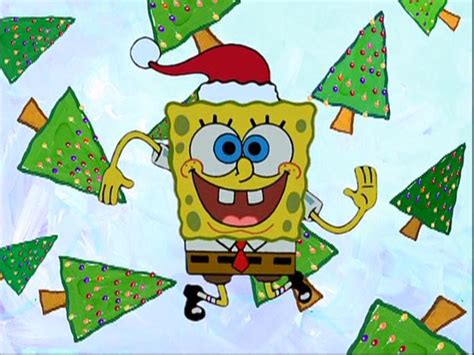 spongebob squarepants christmas specials wiki