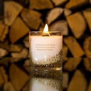 Bougie Fleur De Coton : bougie parfum e fleur de coton m che en bois 100 made in france ~ Teatrodelosmanantiales.com Idées de Décoration