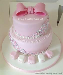 Truly Amazing Cakes - Christening cakes