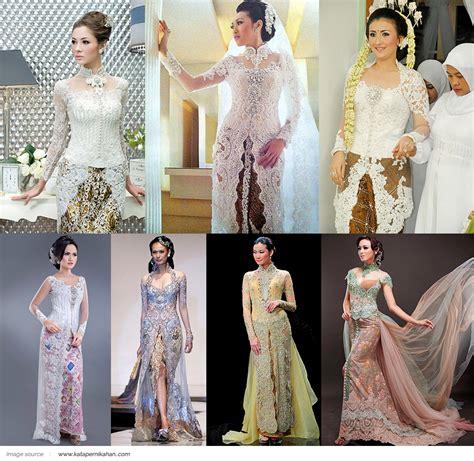 kenali style gaun pengantin populer  berbagai belahan