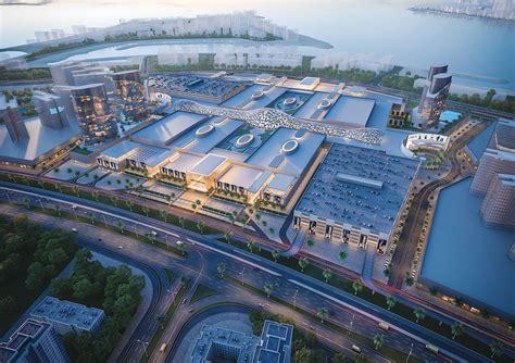 deira island mall dubai meinhardt transforming cities