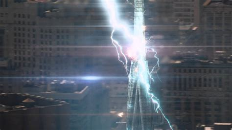 the avengers 2012 movie scene power of thor 39 s hammer