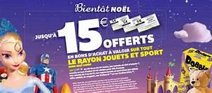 Promo Tv Auchan : promo auchan jouets no l 2015 bon d 39 achat d s le 28 octobre ~ Teatrodelosmanantiales.com Idées de Décoration
