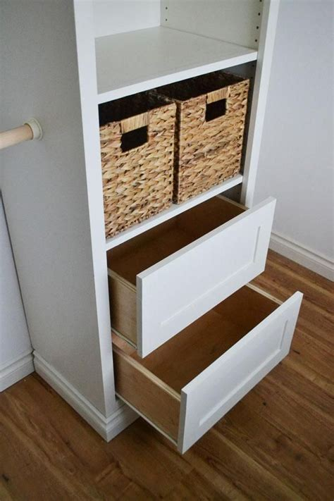 How To Build Closet Drawers by Best 25 Closet Drawers Ideas On Walking