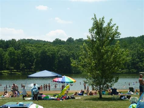 Swimming at Keystone State Park | Discover Derry Area ...