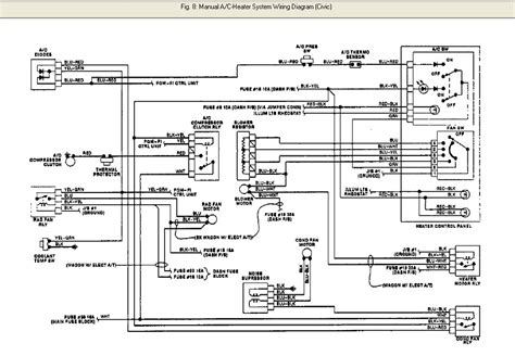 Does Anyone Have Wiring Diagram For Honda Civic