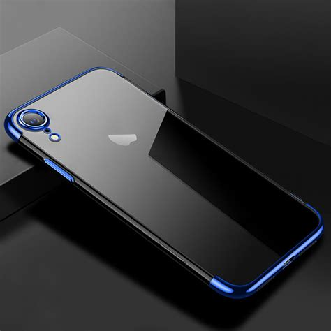 iphone xs 2018 for iphone xs max 6 5 quot xr 6 1 quot 2018 ultra slim plating tpu
