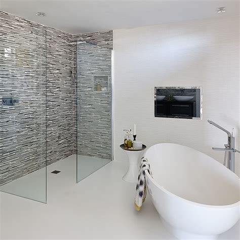 neutral bathroom ideas luxury bathrooms ideal home
