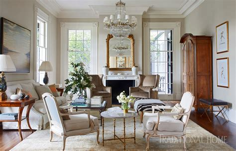 Stylishly Southern Mississippi Home  Traditional Home