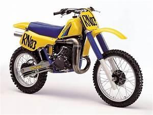 Moto Cross Suzuki : 1983 suzuki rm500 race ready vintage dirt t dirt ~ Louise-bijoux.com Idées de Décoration