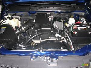 2006 Chevrolet Colorado Regular Cab 2 8l Dohc 16v Vvt Vortec 4 Cylinder Engine Photo  39923879
