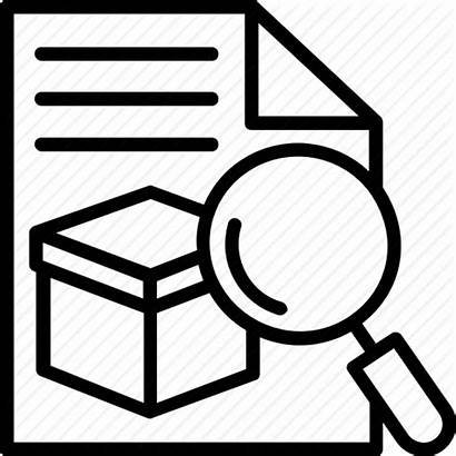 Icon Delivery Order Tracking Icons Note Parcel